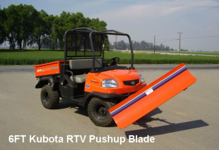 RTV Pushup services tulare