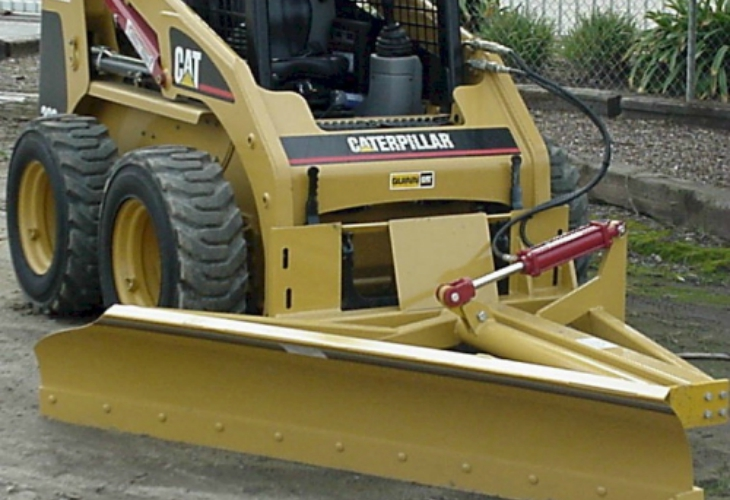 Skid Steer Push Ups services In tulare