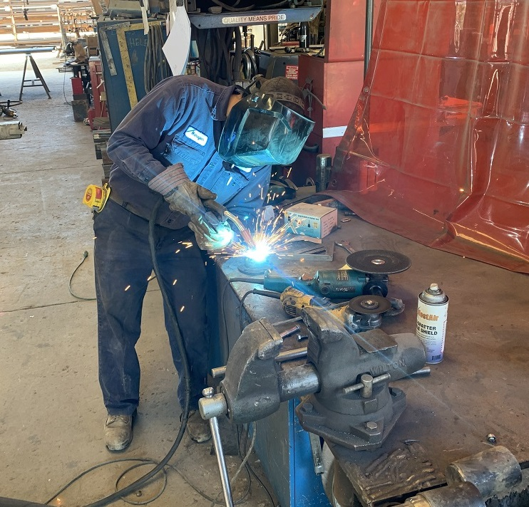 Fabrication in tulare